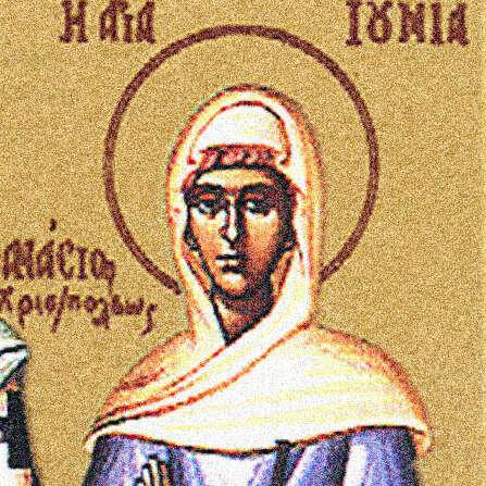 Apostelin Junia</span><span>