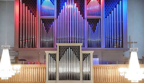 Jubiläums-Orgelfestival