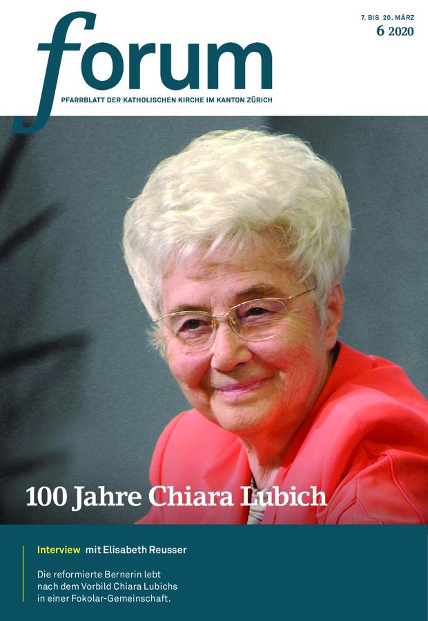 Forum Pfarrblatt Ausgabe 06/2021