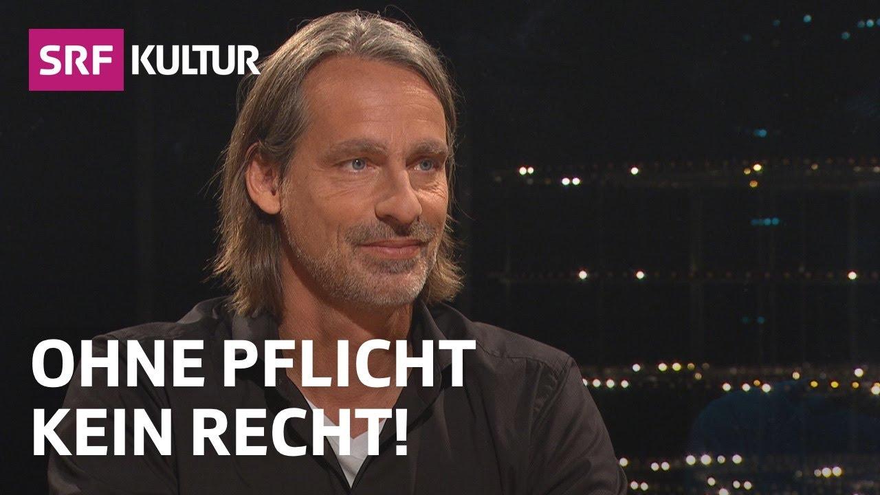 Richard David Precht: Ohne Pflicht kein Recht! | Sternstunde Philosophie | SRF Kultur