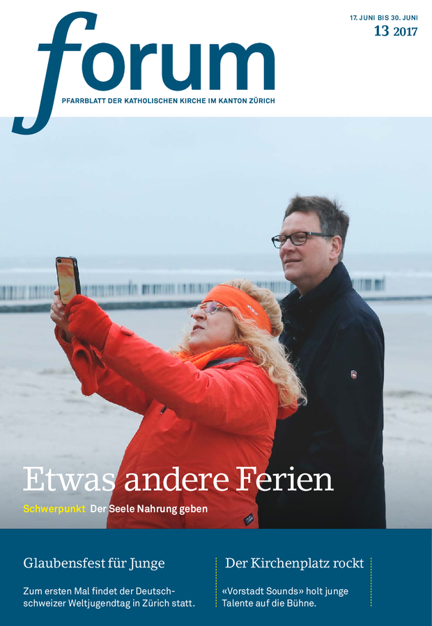 Forum Pfarrblatt Ausgabe 13/2017