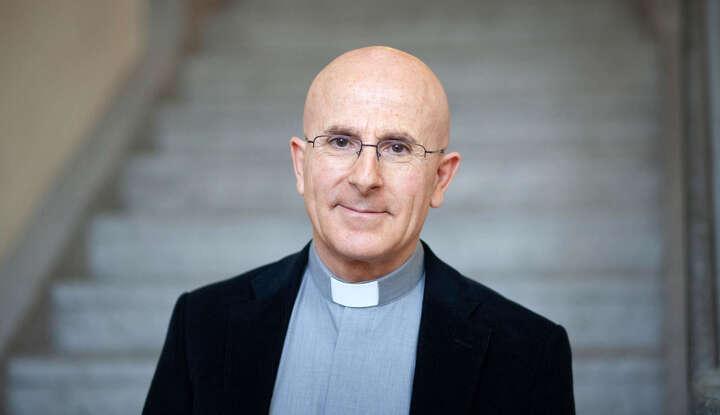 Grusswort des neuen Bischofs