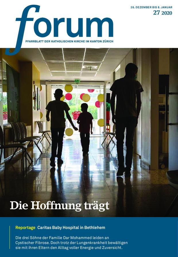 Forum Pfarrblatt Ausgabe 27/2021