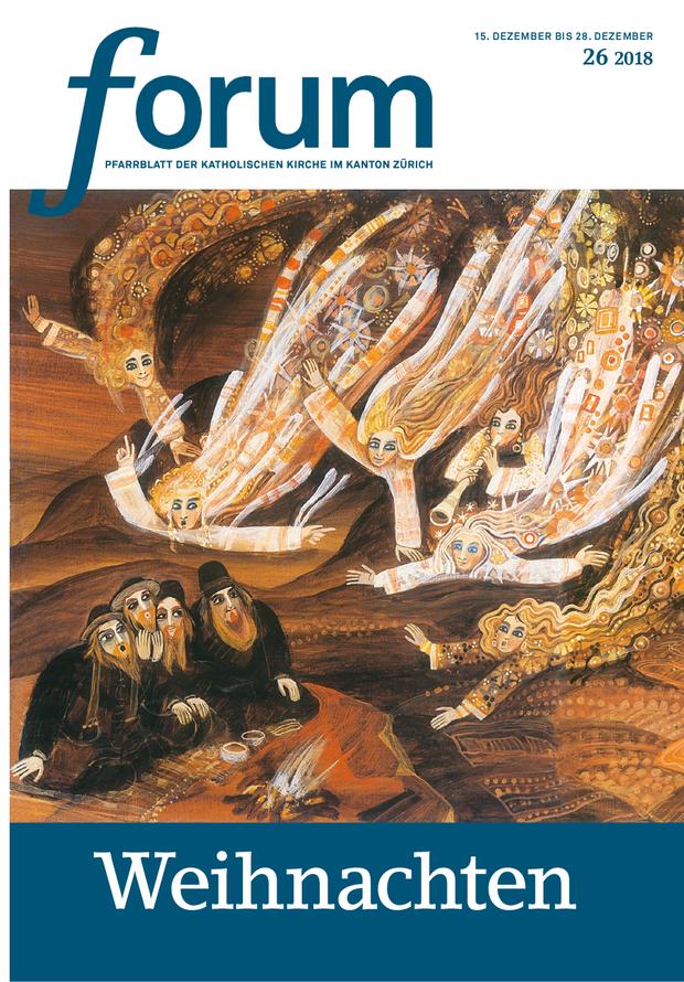 Forum Pfarrblatt Ausgabe 26/2021