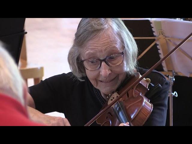 Polka, Marsch und Walzer: Zu Besuch beim Seniorenorchester Zürich