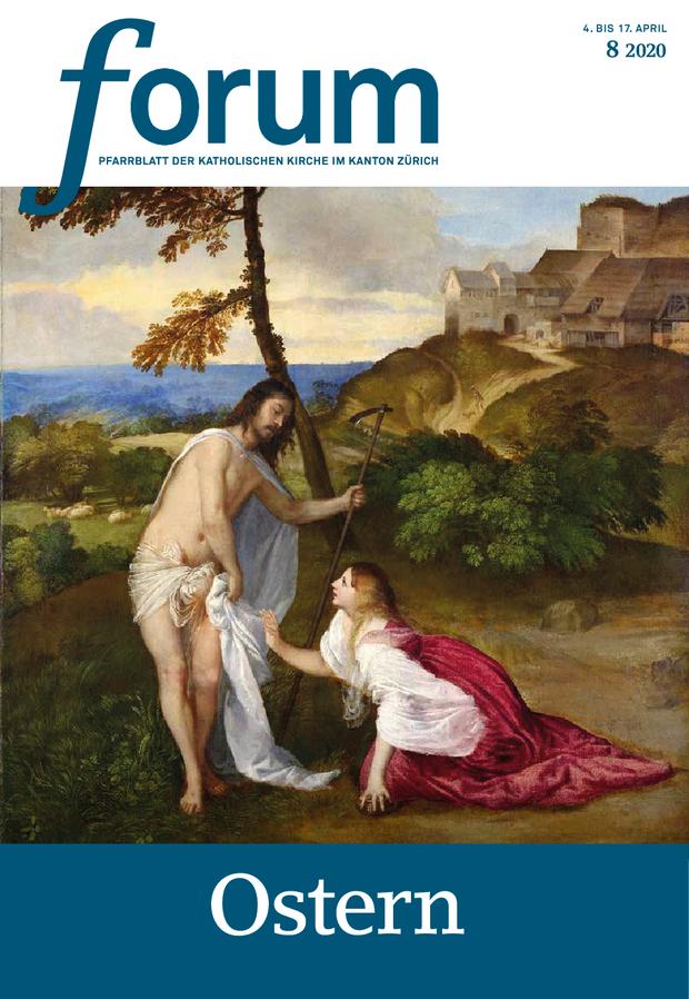 Forum Pfarrblatt Ausgabe 08/2020