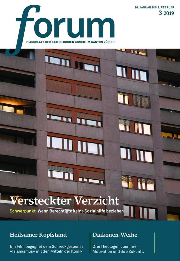 Forum Pfarrblatt Ausgabe 03/2021