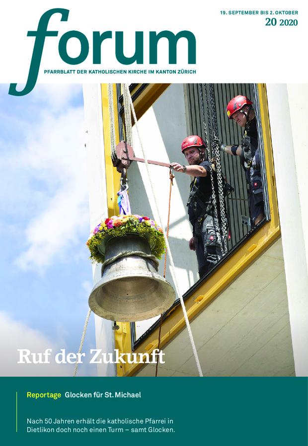 Forum Pfarrblatt Ausgabe 20/2020