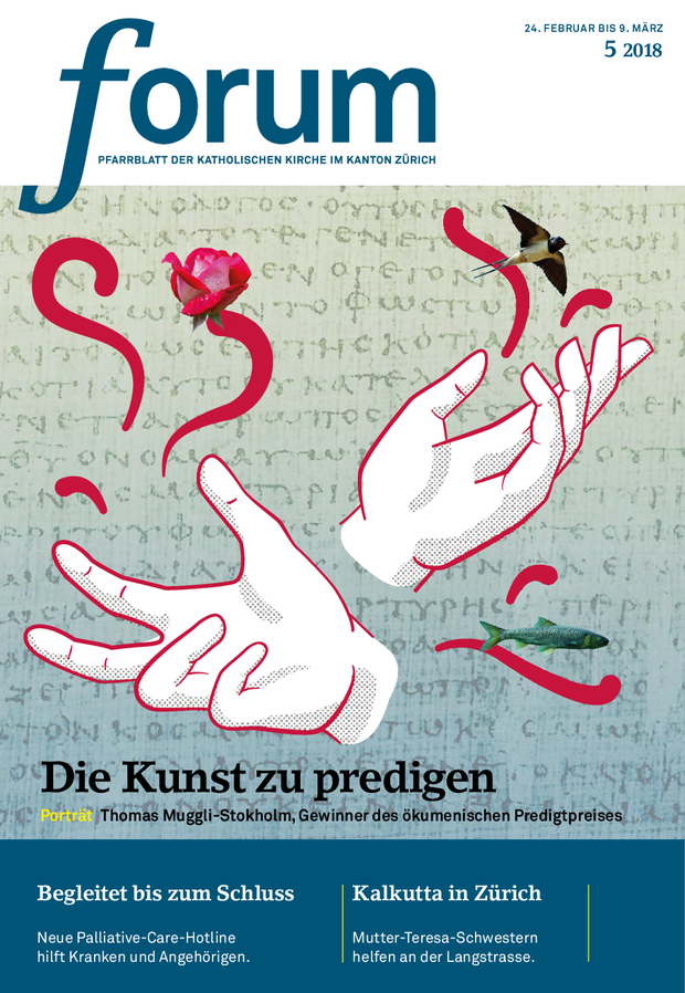 Forum Pfarrblatt Ausgabe 05/2018
