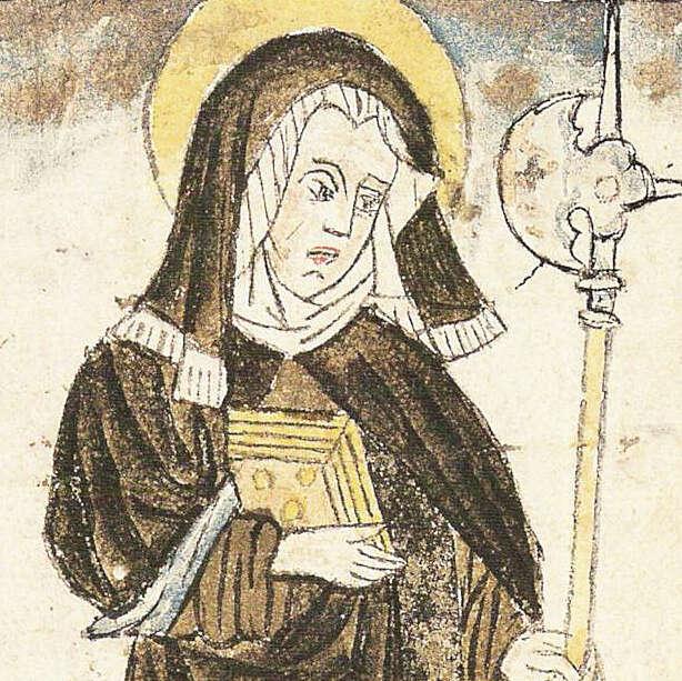 Wiborada von St. Gallen</span><span>