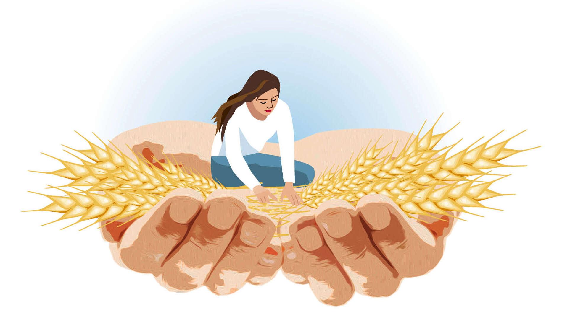 Frauen und ihr Hunger