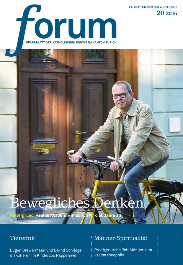 Forum Pfarrblatt Ausgabe 20/2016