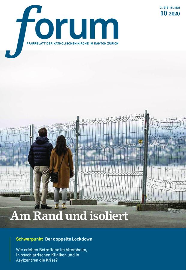 Forum Pfarrblatt Ausgabe 10/2020