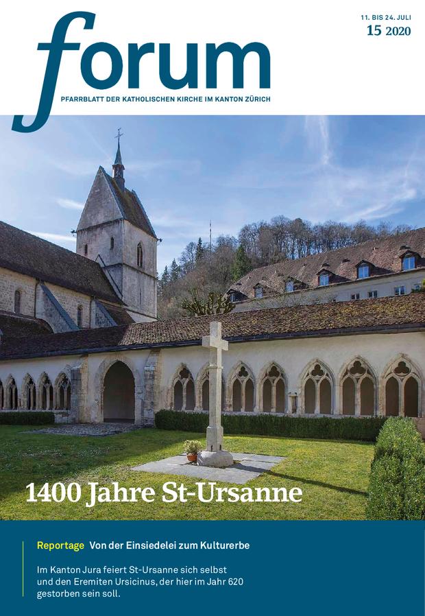 Forum Pfarrblatt Ausgabe 15/2020
