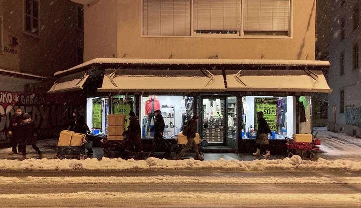Engagiert gegen die Not in Zürich