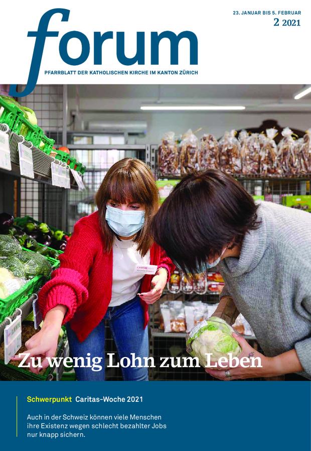 Forum Pfarrblatt Ausgabe 02/2021