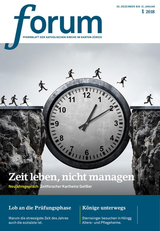 Forum Pfarrblatt Ausgabe 01/2018