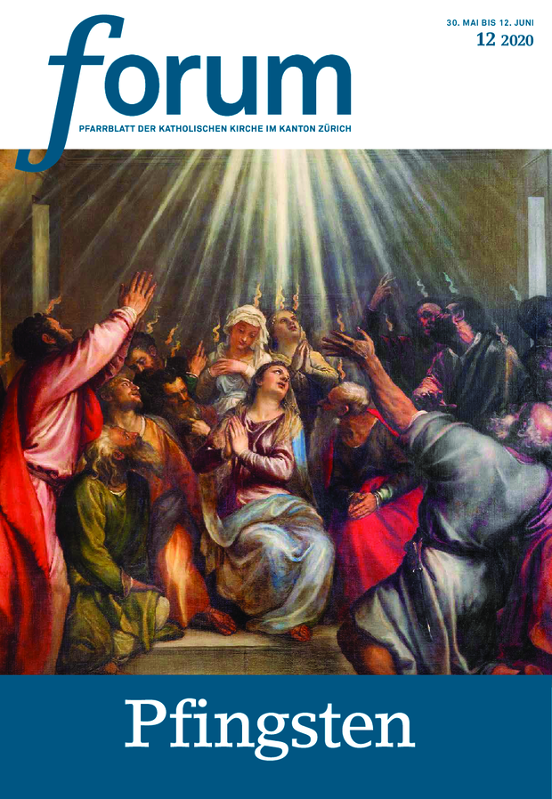 Forum Pfarrblatt Ausgabe 12/2020