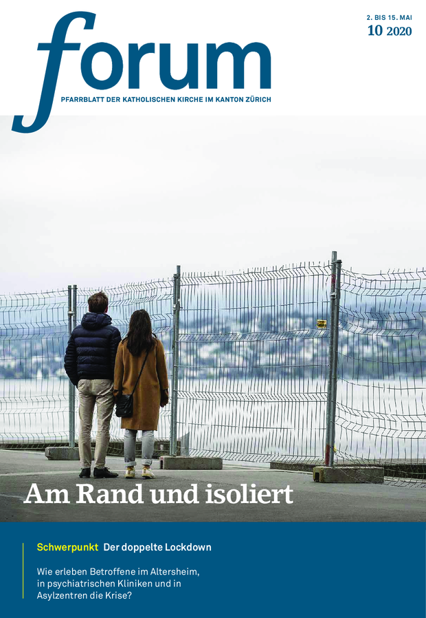 Forum Pfarrblatt Ausgabe 10/2021