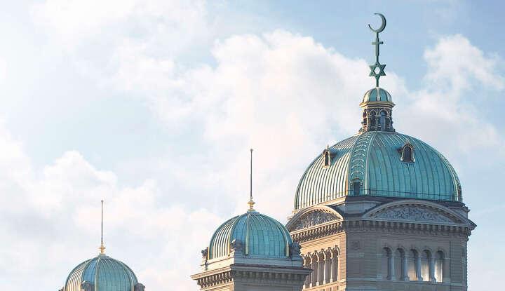 Wie viel Religion braucht  die Schweiz?