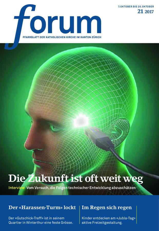 Forum Pfarrblatt Ausgabe 21/2017