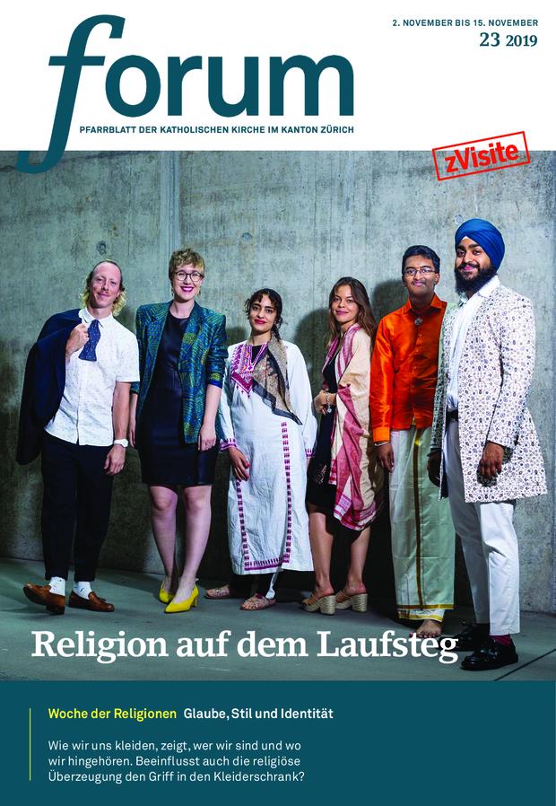 Forum Pfarrblatt Ausgabe 23/2019