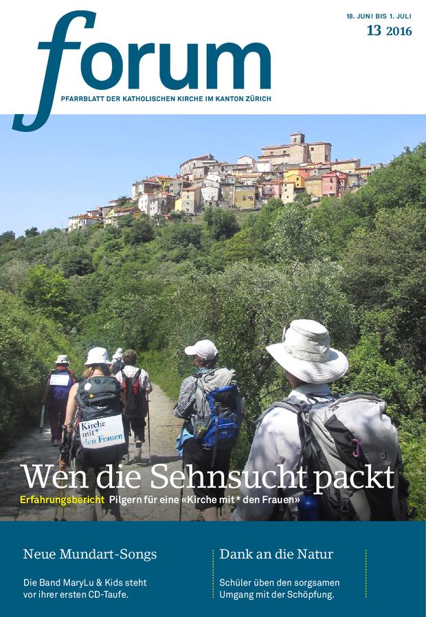 Forum Pfarrblatt Ausgabe 13/2016