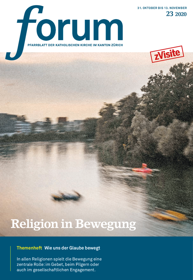 Forum Pfarrblatt Ausgabe 23/2020