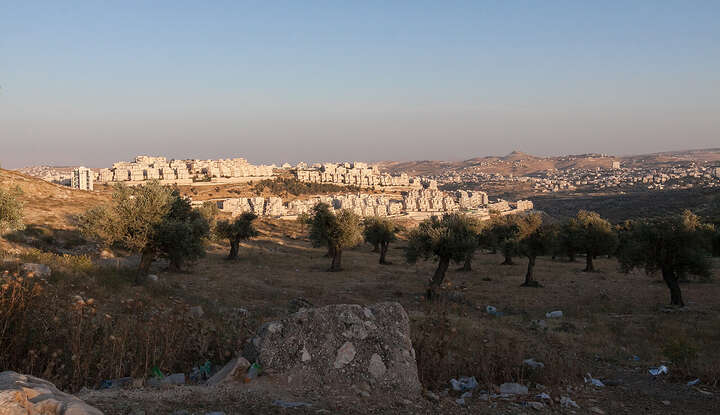 Über die Köpfe der Palästinenser hinweg