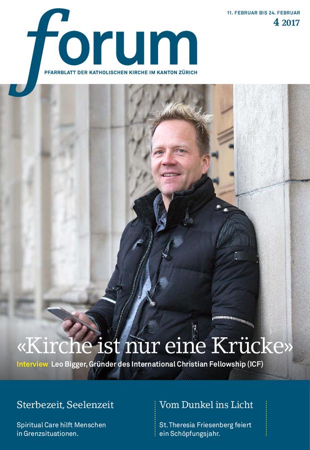 Forum Pfarrblatt Ausgabe 04/2017