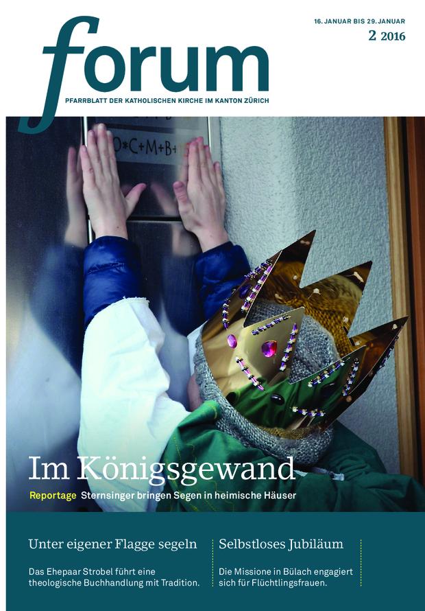 Forum Pfarrblatt Ausgabe 02/2016