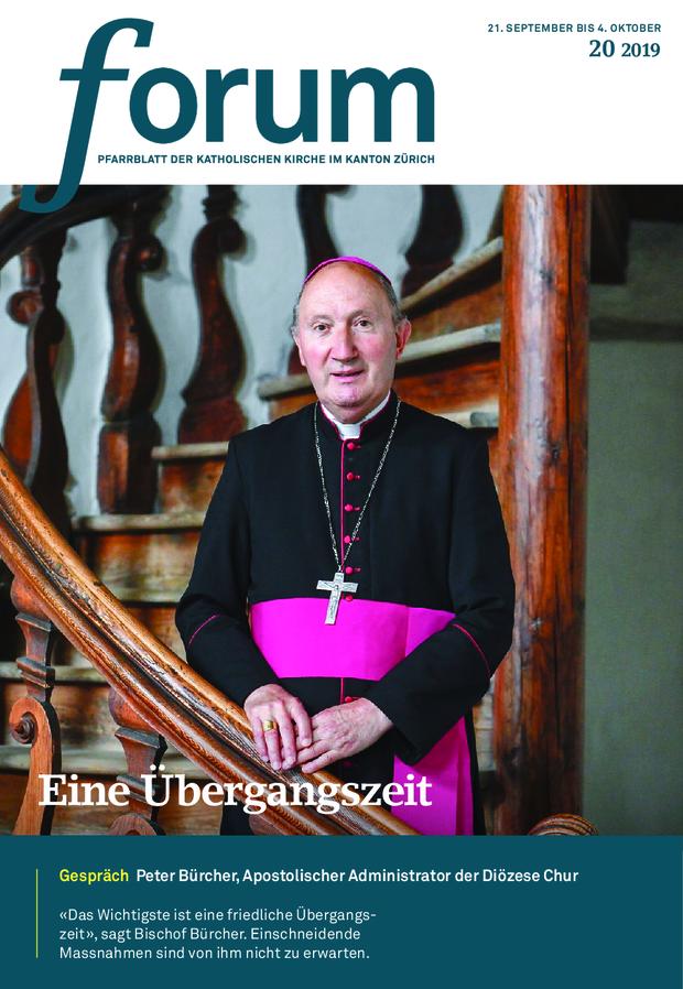 Forum Pfarrblatt Ausgabe 20/2019