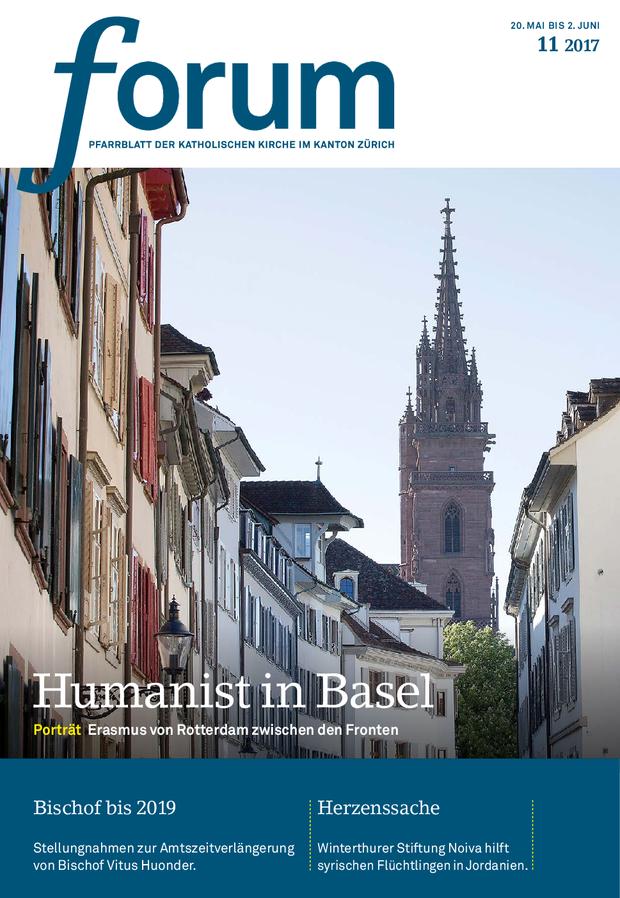 Forum Pfarrblatt Ausgabe 11/2017