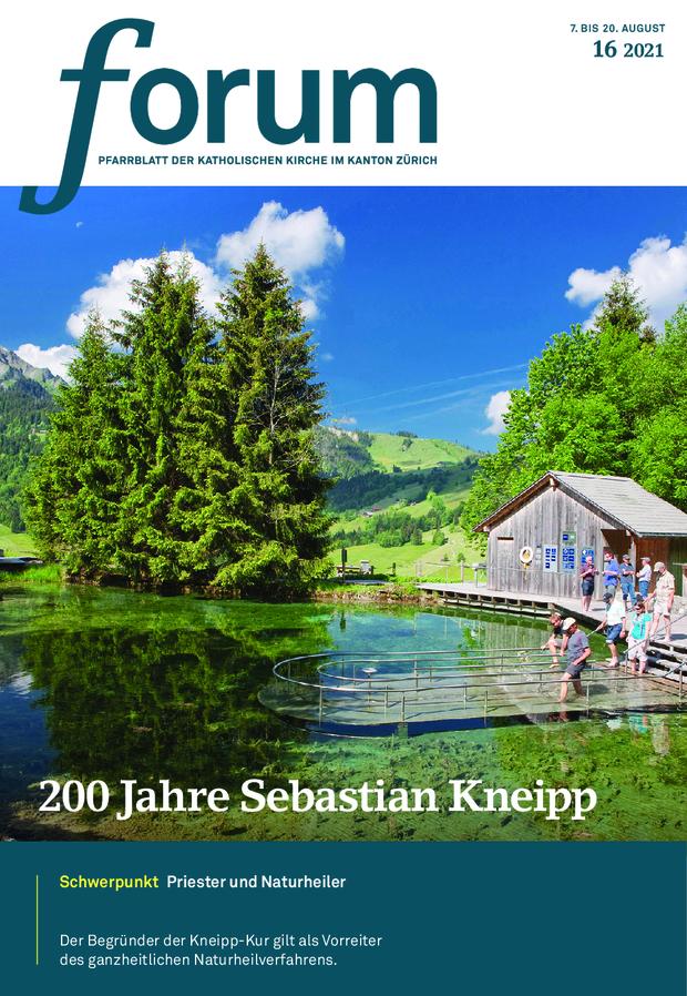 Forum Pfarrblatt Ausgabe 16/2021