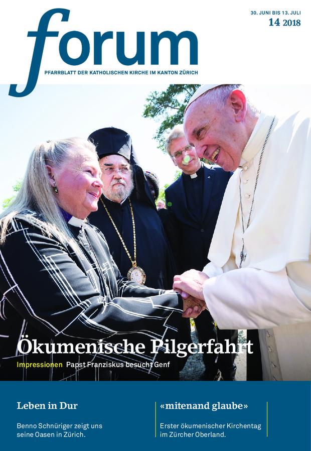 Forum Pfarrblatt Ausgabe 14/2018