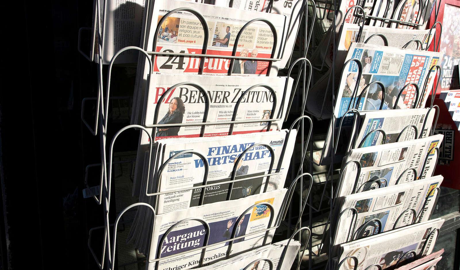 Mit Schlagzeilen lügen