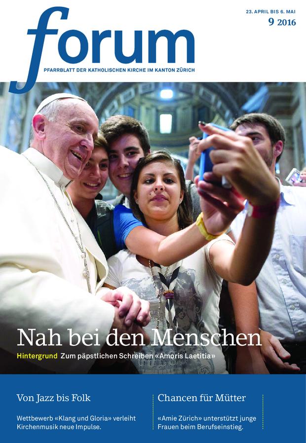 Forum Pfarrblatt Ausgabe 09/2016