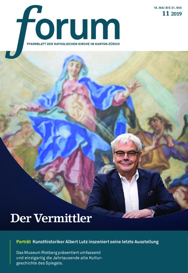 Forum Pfarrblatt Ausgabe 11/2021