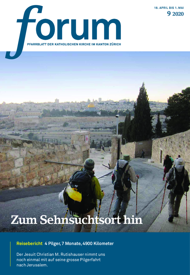 Forum Pfarrblatt Ausgabe 09/2021
