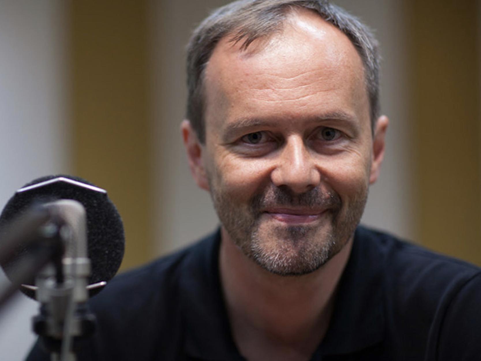 Der Jesuit Bernd Hagenkord