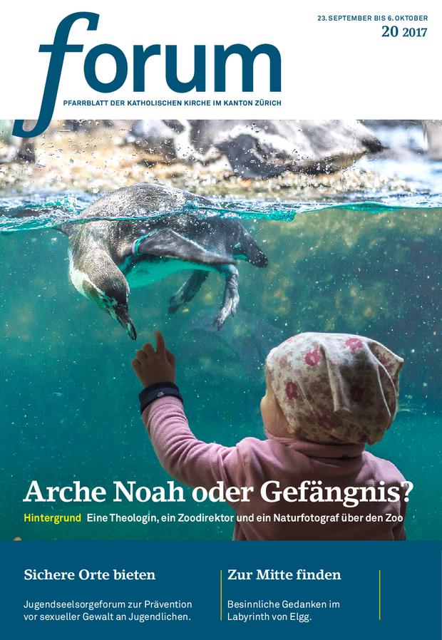 Forum Pfarrblatt Ausgabe 20/2017