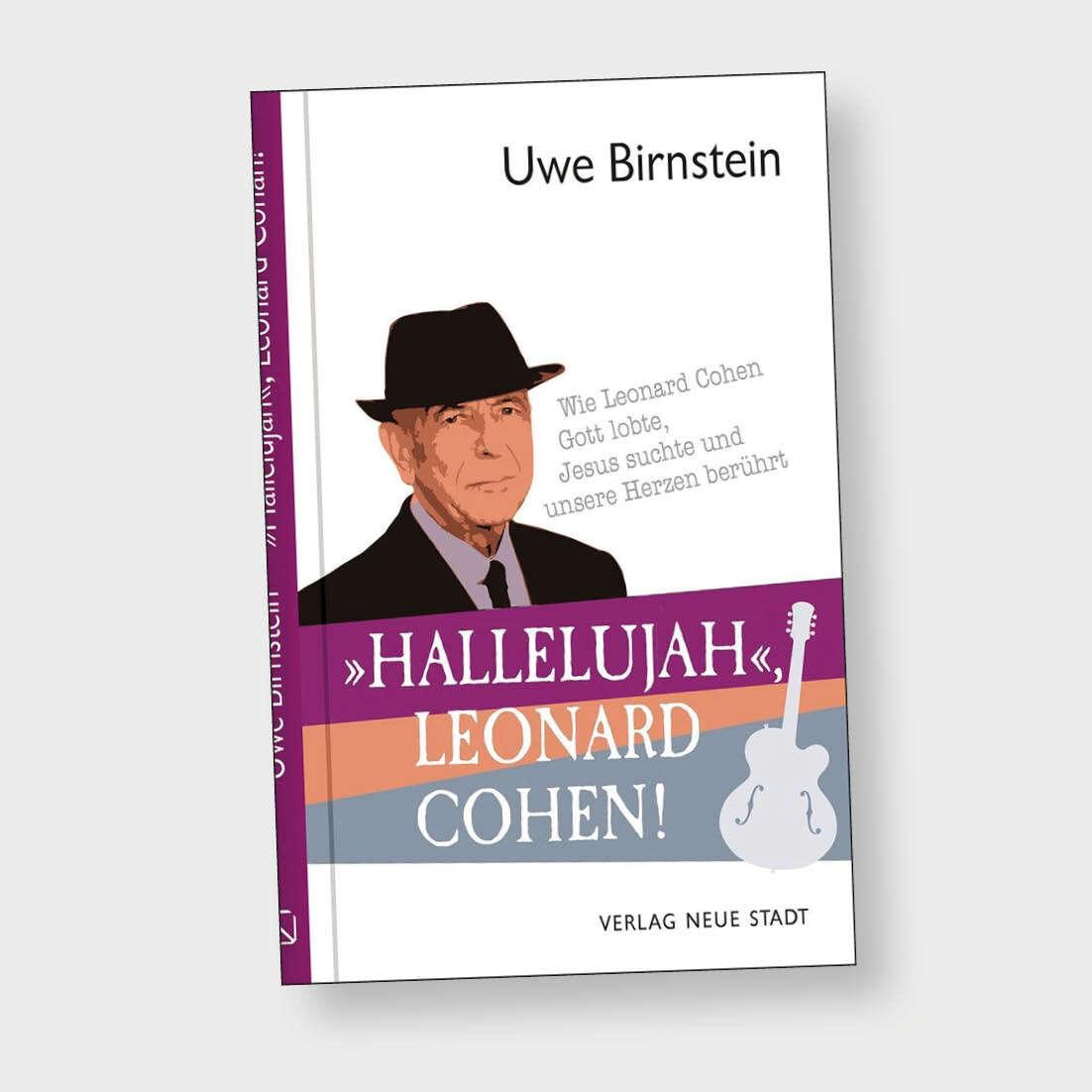 «Hallelujah», Leonard Cohen!</span><span>