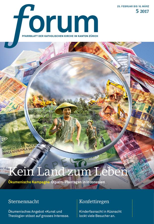Forum Pfarrblatt Ausgabe 05/2017