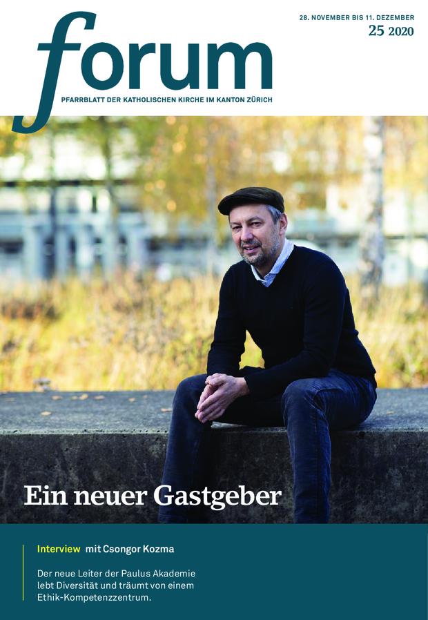 Forum Pfarrblatt Ausgabe 25/2020