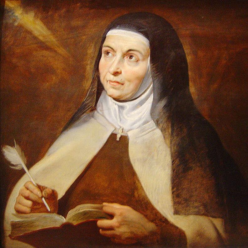 Teresa von Ávila</span><span>