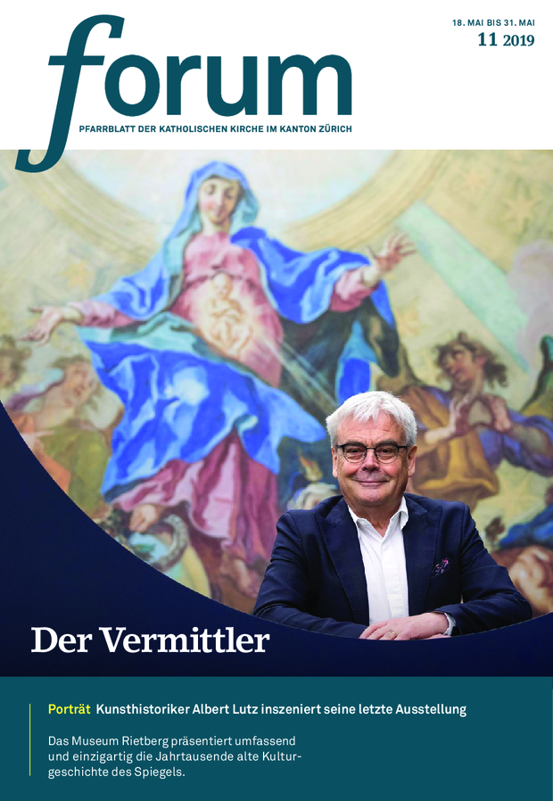 Forum Pfarrblatt Ausgabe 11/2019