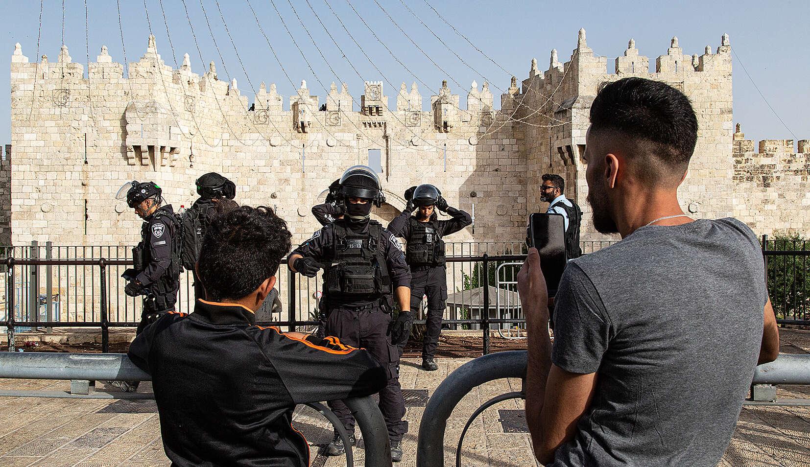 Konfliktverwaltung statt Friedensprozess