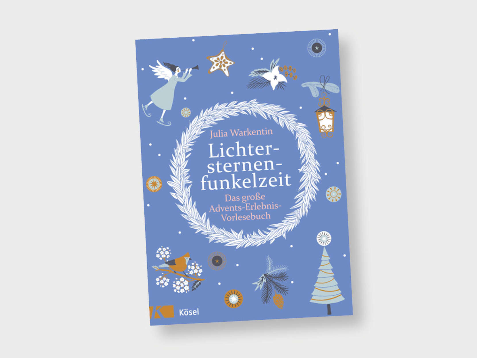 Familien-Adventsbuch
